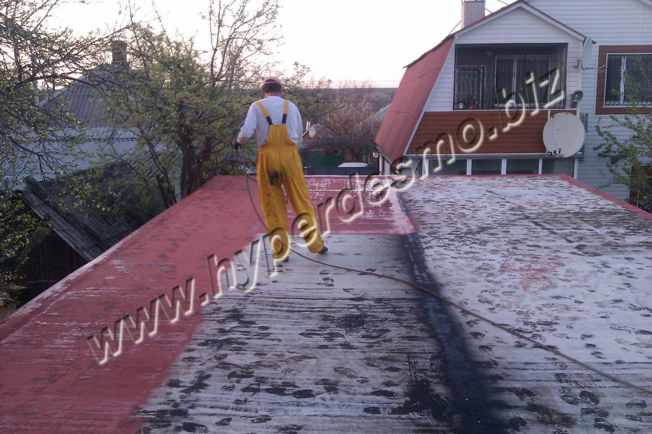 Кровельные рулонные материалы для крыши виды