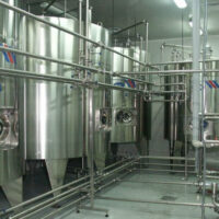Гидроизоляция в пищевой и фармацевтической промышленности. Полиуритановые полы