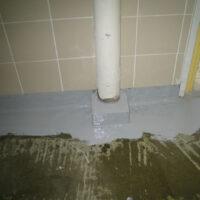 Гидроизоляция оснований под плитку или стяжку