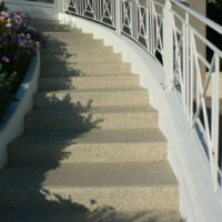 Гидроизоляция, ремонт лестниц
