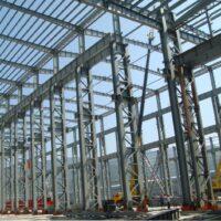 Защита металлических конструкций и сооружений