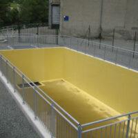 Гидроизоляция бассейнов, питьевых и технологических резервуаров
