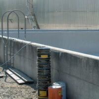 Гидроизоляция резервуаров для воды, гидротехнических сооружений